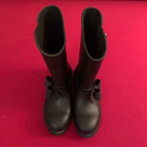 Women's Red by Valentino Rain Boots